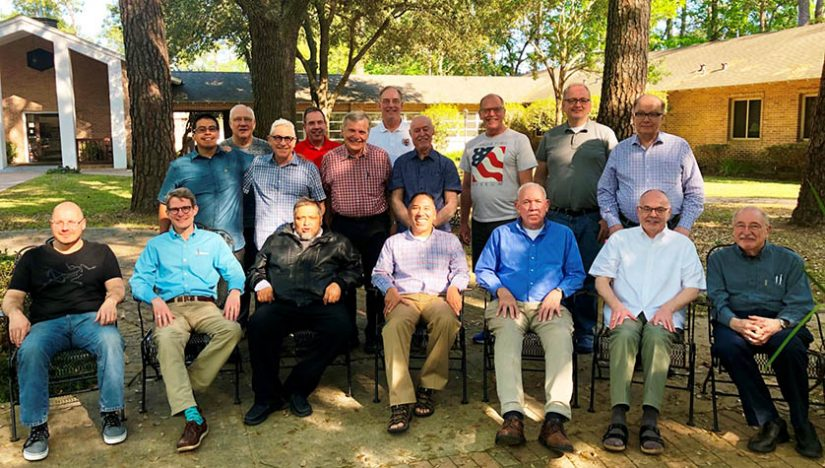 Attendees of the Basilian Superiors and Rectors Workshop