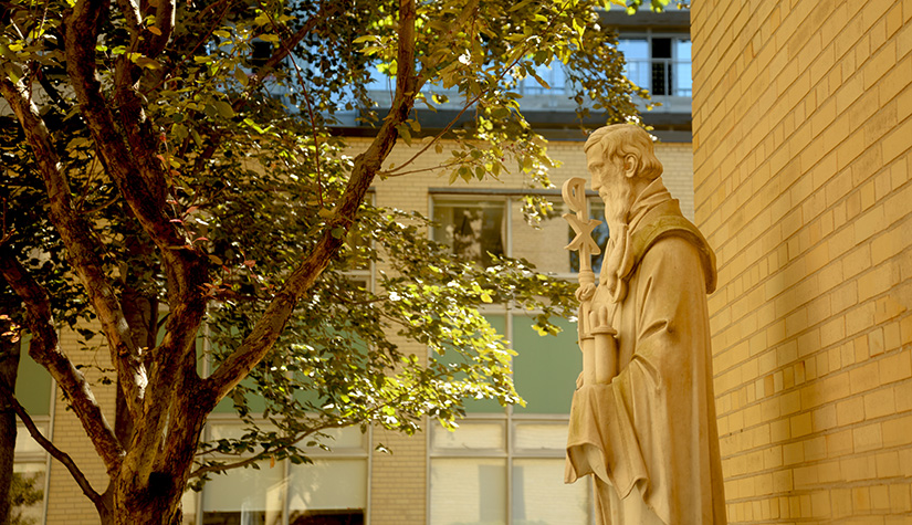 St. Basil Statue