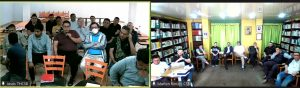 Basilian communities in Mexico and Colombia meet over Zoom for the Latin American Summit