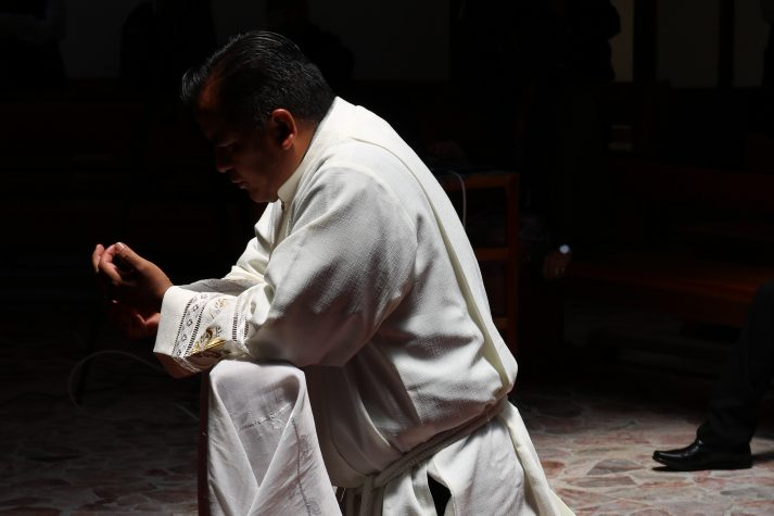 Antonio Ibáñez Santos, CSB professes his final vows