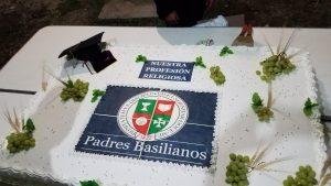 Congratulations to the new Basilian scholastics